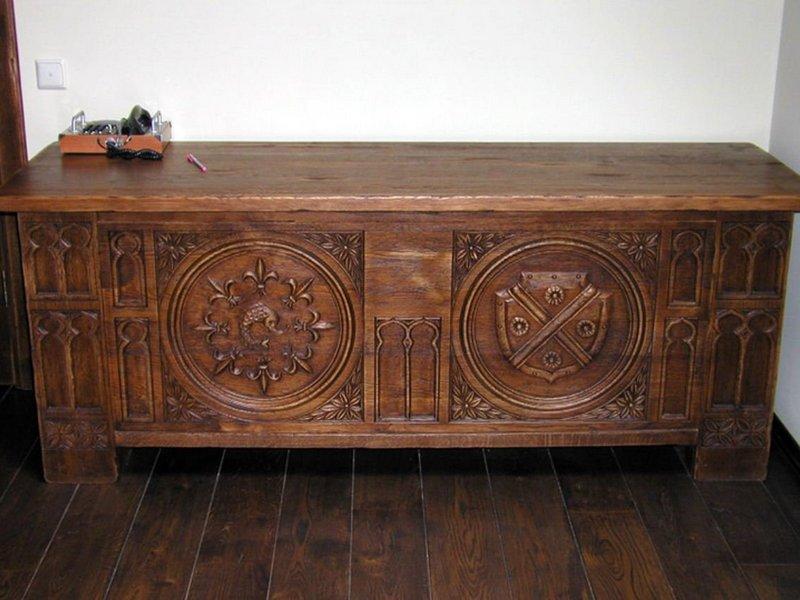 Ремонт антикварной мебели