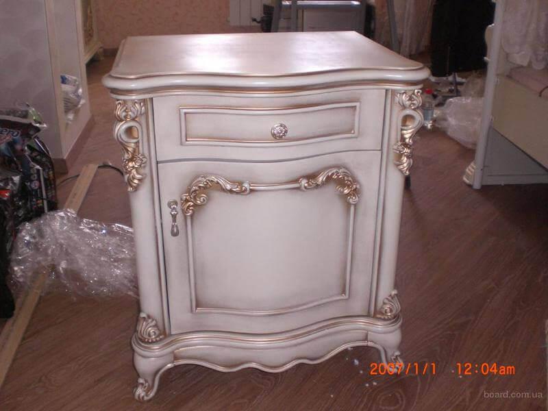 Ремонт деревянной мебели в Киеве - реставрация деревянной мебели