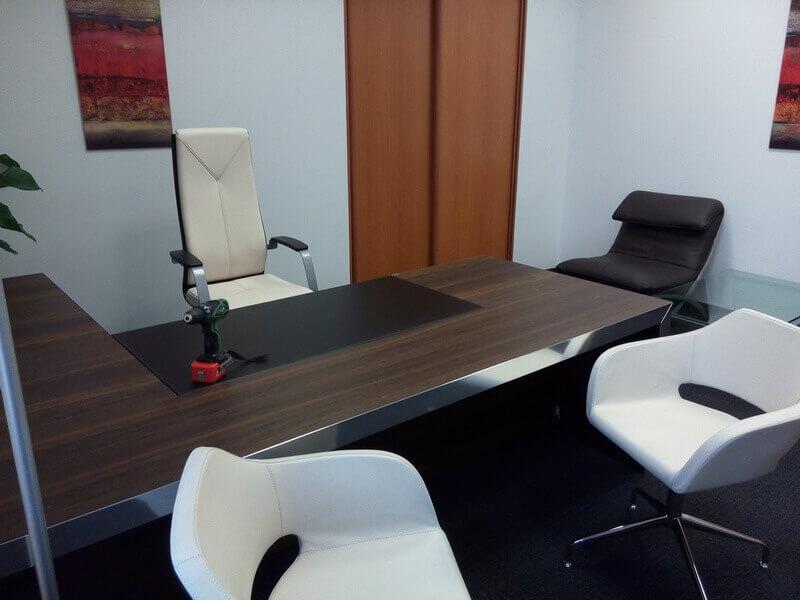 Ремонт офисной мебели