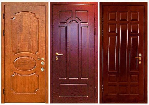 Обивка дверей в Киеве