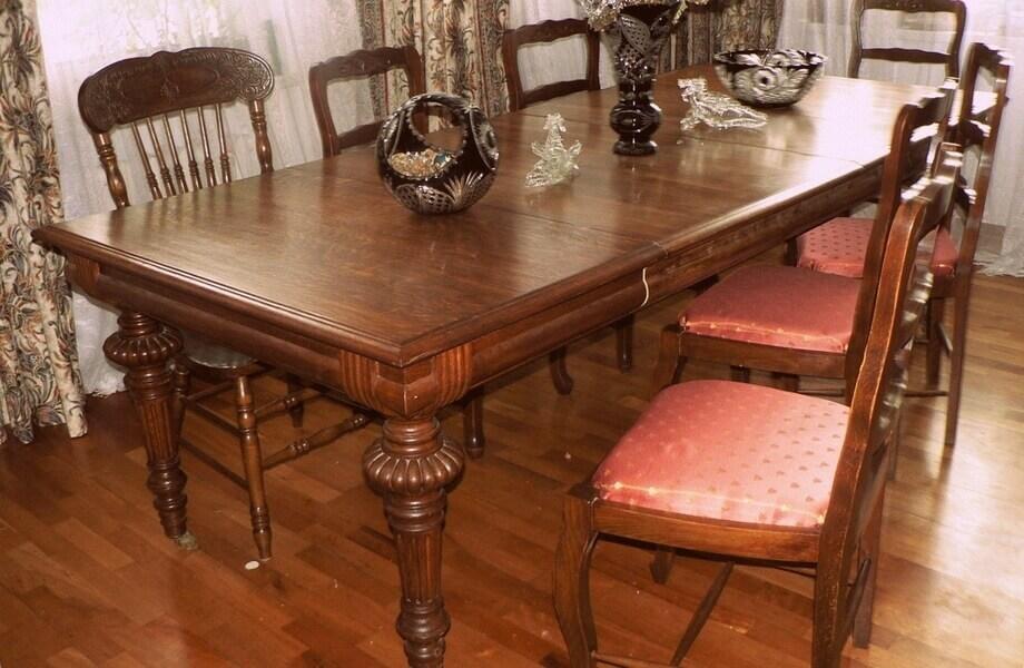 Ремонт столов в Киеве